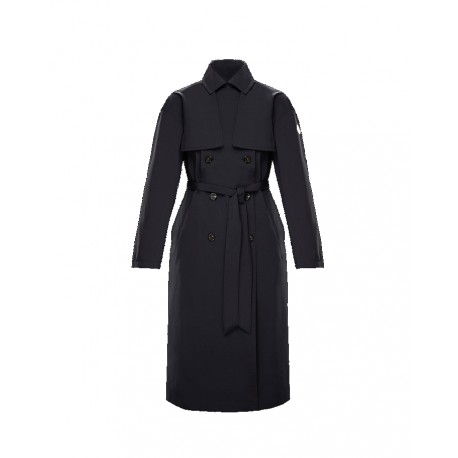 trench moncler femme