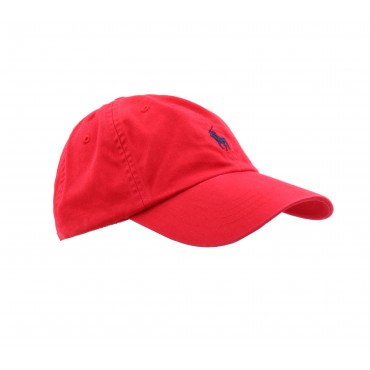 SPORT CAP-HAT RL2000 RED/BLUE