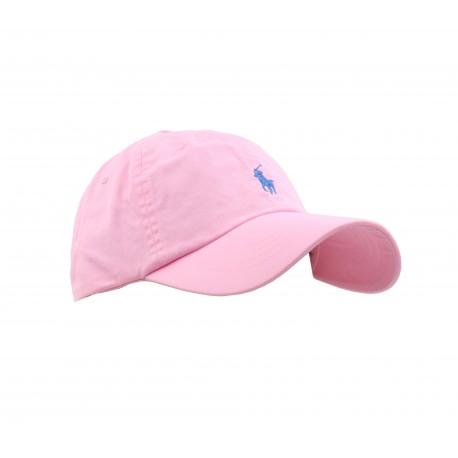 f2daba5ae22 Accueil   Hommes Accessoires Casquette ralph lauren rose. CLS SPRT CAP-HAT  CARMEL PINK