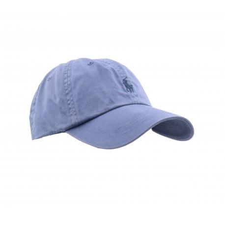 Accueil   Hommes Accessoires Casquette Ralph lauren bleue. SPORT CAP-HAT  CARSON BLUE ADIR be4f8e9fc76