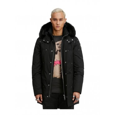 STIRLING PARKA BLACK