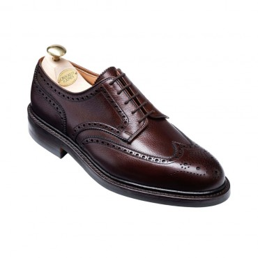 PEMBROKE DARK BROWN SCOTCH GRA