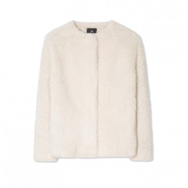 WOMENS JACKET OFFWHITE