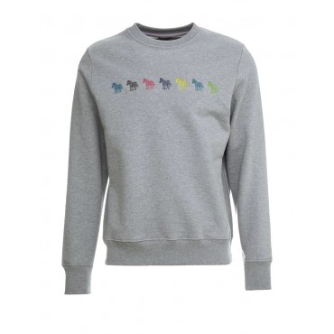 MENS REG FIT LS SWEATSHIRT ZEB