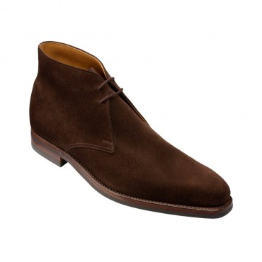 TETBURY BROWN SUEDE E