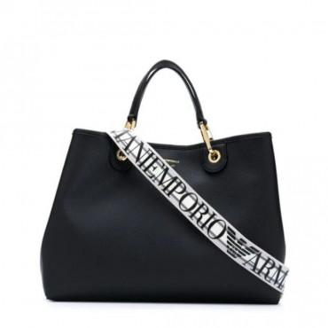 "Sac à main ""MyEA bag"" noir Armani"