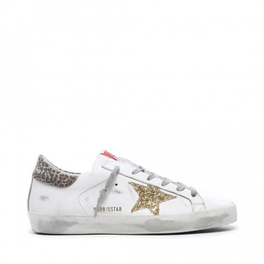 GWF00101 SUPERSTAR LEATHER UPP