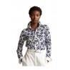 Printed Knit Oxford-lsl-knt