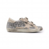 Leather Upper Printed Lacing Star Laminated Heel Suede