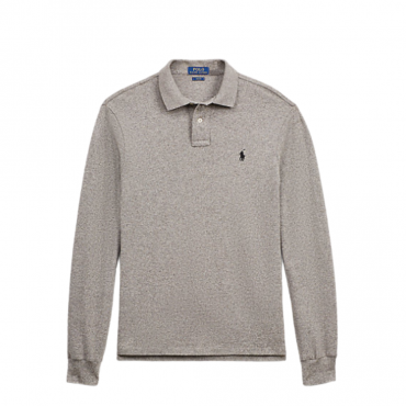 POLO MANCHES LONGUES STRETCH