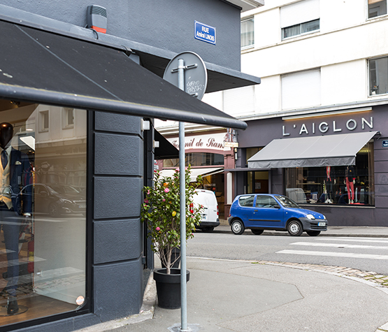 L'Aiglon Brest