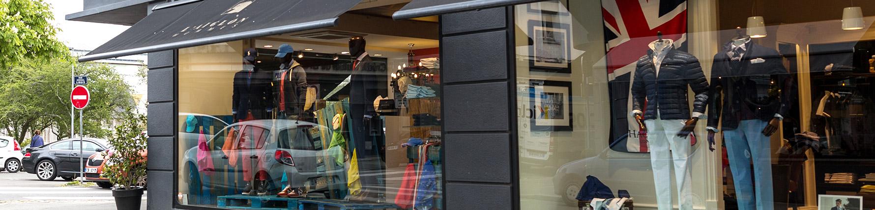 buy cheap new arrivals where to buy Brest - L'Aiglon - Prêt-à-porter haut de gamme Homme et Femme